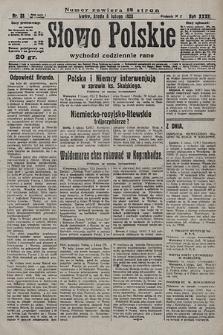 Słowo Polskie. 1928, nr38