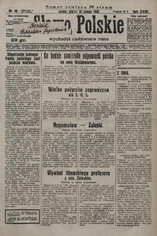 Słowo Polskie. 1928, nr40