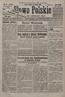 Słowo Polskie. 1928, nr41