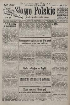 Słowo Polskie. 1928, nr53