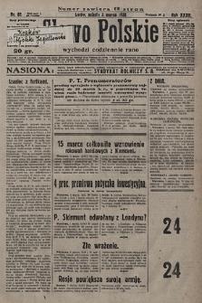 Słowo Polskie. 1928, nr62