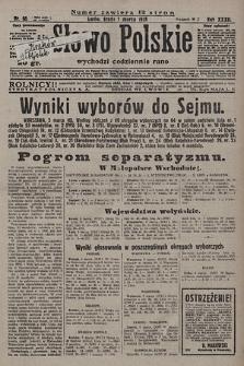 Słowo Polskie. 1928, nr66