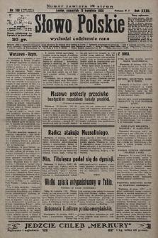 Słowo Polskie. 1928, nr100