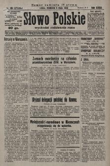 Słowo Polskie. 1928, nr123