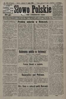 Słowo Polskie. 1928, nr139