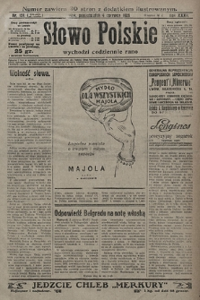 Słowo Polskie. 1928, nr151