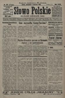Słowo Polskie. 1928, nr154