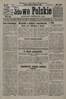Słowo Polskie. 1928, nr155