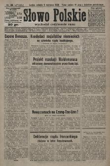 Słowo Polskie. 1928, nr156