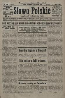 Słowo Polskie. 1928, nr164