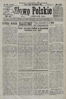Słowo Polskie. 1928, nr167