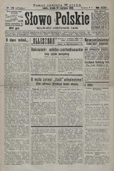 Słowo Polskie. 1928, nr174
