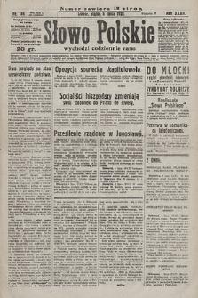Słowo Polskie. 1928, nr184