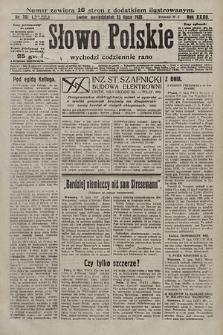 Słowo Polskie. 1928, nr201