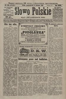 Słowo Polskie. 1928, nr236