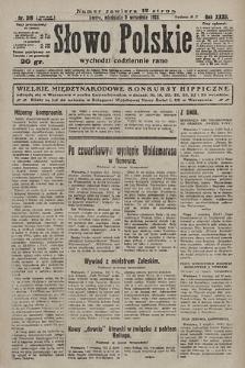 Słowo Polskie. 1928, nr249
