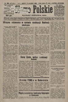 Słowo Polskie. 1928, nr258