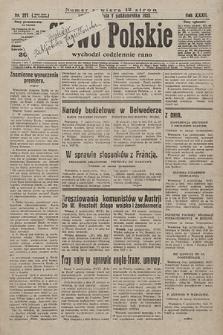 Słowo Polskie. 1928, nr277