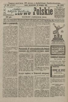 Słowo Polskie. 1928, nr320