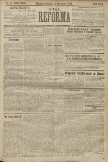 Nowa Reforma. 1922, nr11