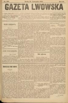 Gazeta Lwowska. 1900, nr266