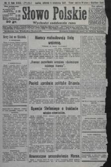 Słowo Polskie. 1927, nr3