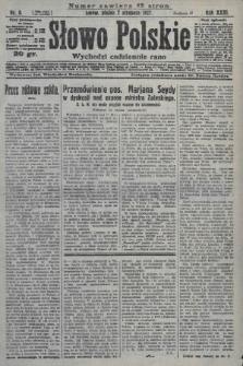 Słowo Polskie. 1927, nr6