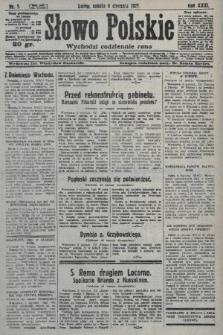 Słowo Polskie. 1927, nr7