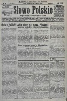 Słowo Polskie. 1927, nr8