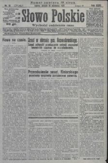 Słowo Polskie. 1927, nr13