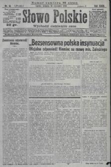 Słowo Polskie. 1927, nr14