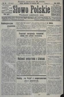 Słowo Polskie. 1927, nr15