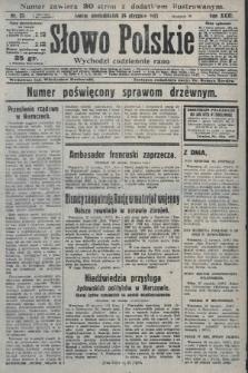 Słowo Polskie. 1927, nr23