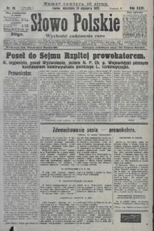 Słowo Polskie. 1927, nr29