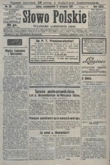 Słowo Polskie. 1927, nr30