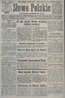 Słowo Polskie. 1927, nr31