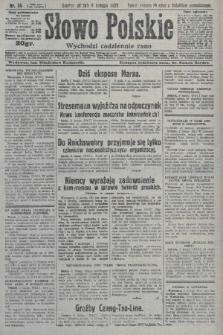Słowo Polskie. 1927, nr34