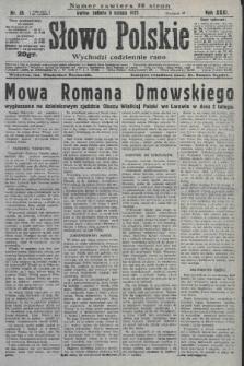 Słowo Polskie. 1927, nr35
