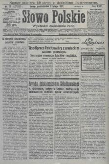 Słowo Polskie. 1927, nr37