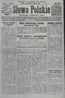 Słowo Polskie. 1927, nr54