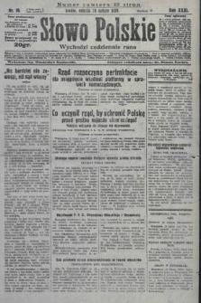 Słowo Polskie. 1927, nr56