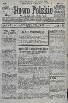 Słowo Polskie. 1927, nr57