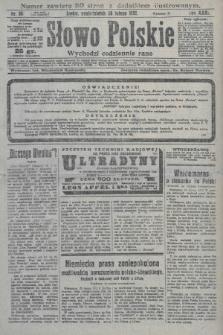 Słowo Polskie. 1927, nr58