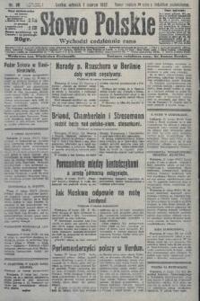 Słowo Polskie. 1927, nr59