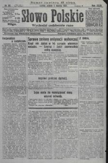 Słowo Polskie. 1927, nr62