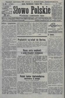 Słowo Polskie. 1927, nr65
