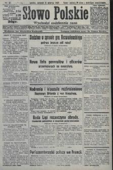 Słowo Polskie. 1927, nr66