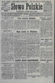 Słowo Polskie. 1927, nr87