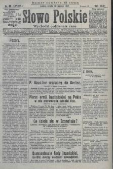 Słowo Polskie. 1927, nr88