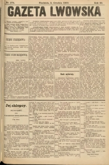 Gazeta Lwowska. 1900, nr276